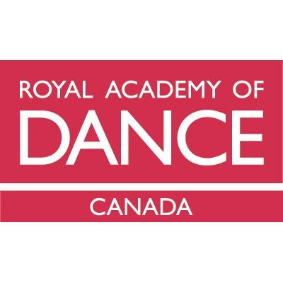Logo for Royal Academy of Dance Canada
